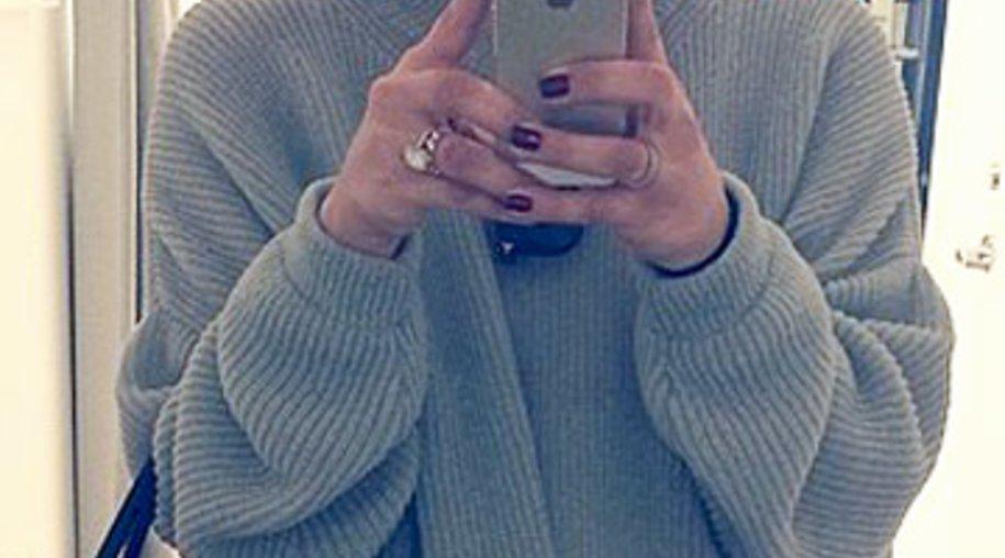 Kaley Cuoco hat sich von ihrer langen Mähne getrennt.