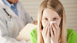 Welche Ursachen hat Nasenbluten?