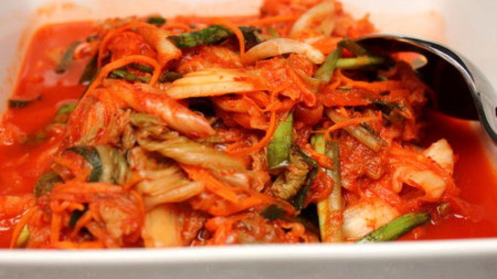 Kimchi selber herstellen