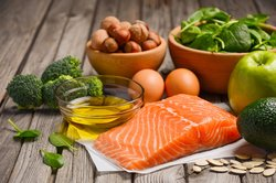 LCHF-Diät Lebensmittel