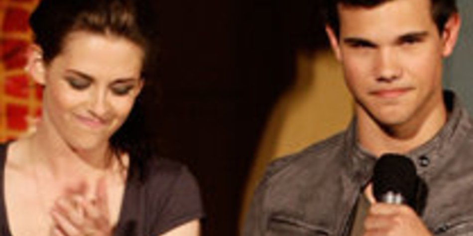 Robert Pattinson: Twilight Stars starten Promo-Tour!