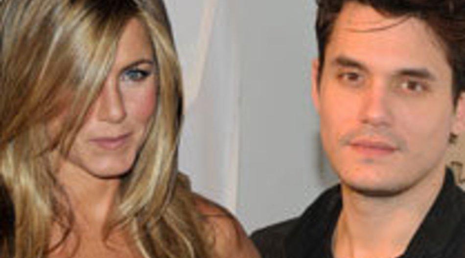 Jennifer Aniston & John Mayer: Doch kein Paar