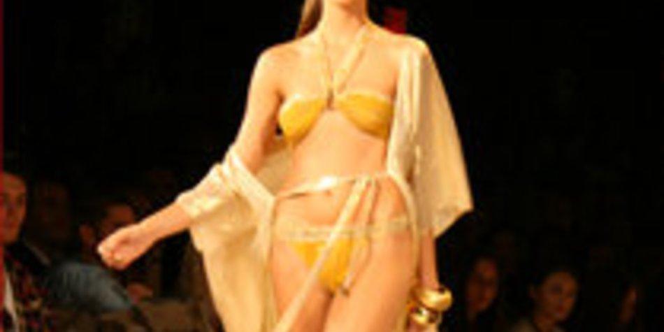 Gottex auf der Fashion Week