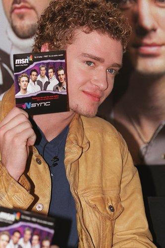 Justin Timberlake - amerikanischer Sänger und Komponist