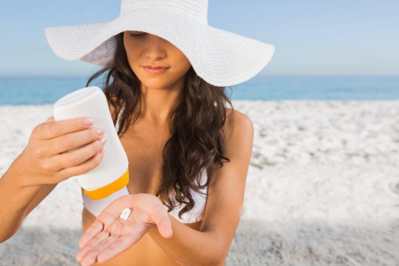 Sonnenbrand Kopfhaut vorbeugen