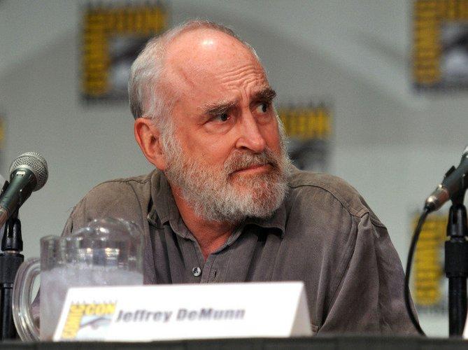 The Walking Dead-Darsteller Jeffrey DeMunn.