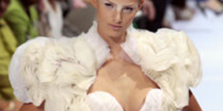 Elie Saab: Orient trifft auf Haute Couture in Paris