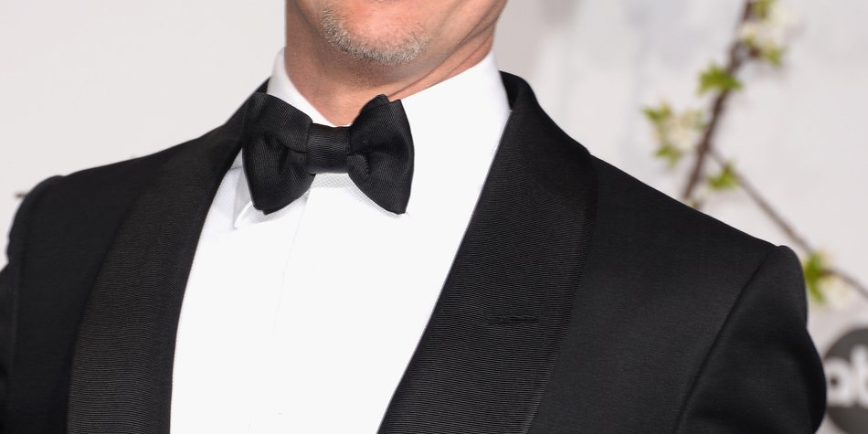 Brad Pitt als cooler Tamburin-Spieler