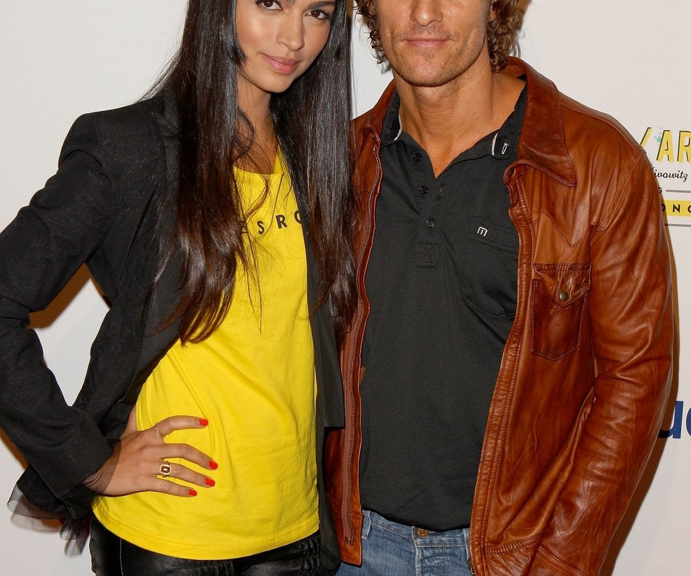 Matthew McConaughey ist verlobt