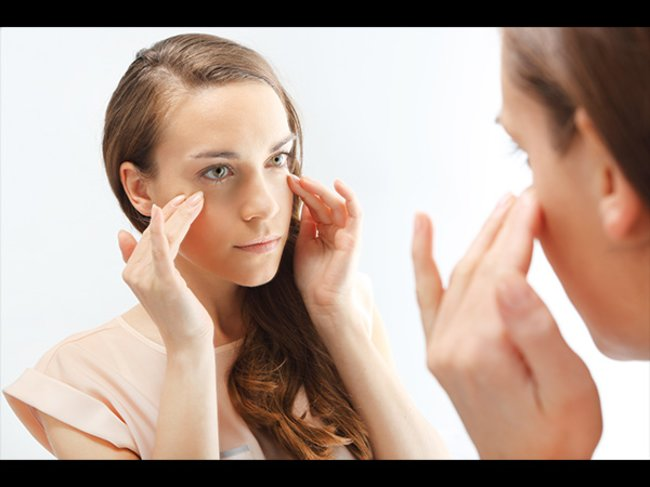 Anti-Aging Augen