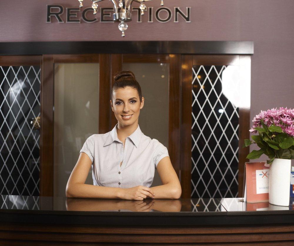 Hotelfachfrau