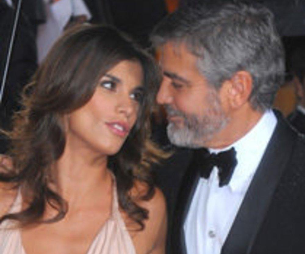 George Clooney: Erneut Hochzeitspläne mit Elisabetta