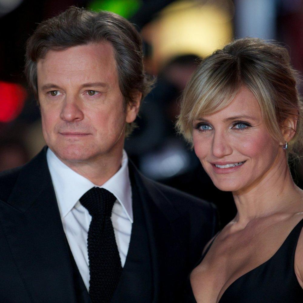 Cameron Diaz: Colin Firth ist der perfekte James Bond