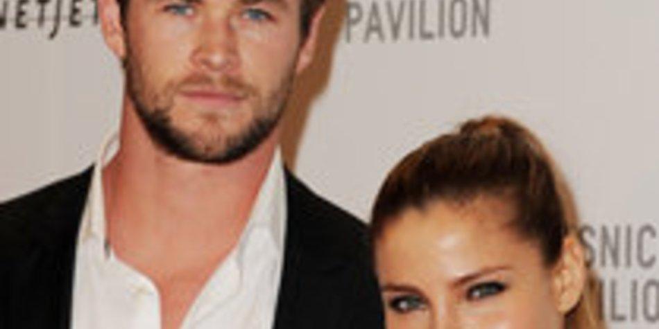 Chris Hemsworth & Elsa Pataky haben geheiratet