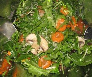 Rucola Salat Dressing