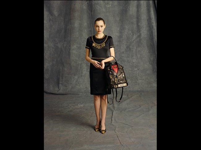 Jeremy Scott: Taschen im Jacken-Design