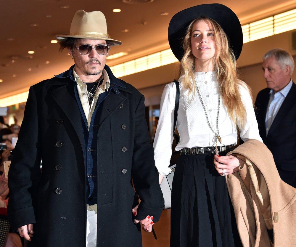 Johnny Depp und Amber Heard: Trennung nach nur 2 Monaten Ehe?