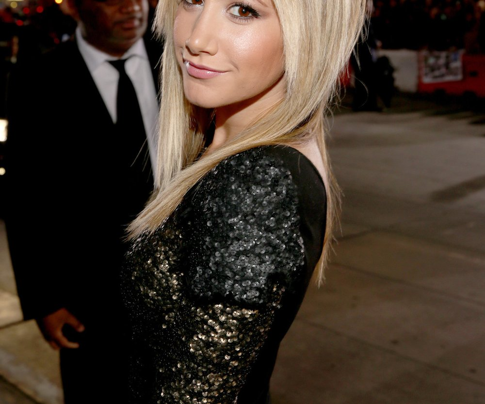 Ashley Tisdale steht auf Bad Boys