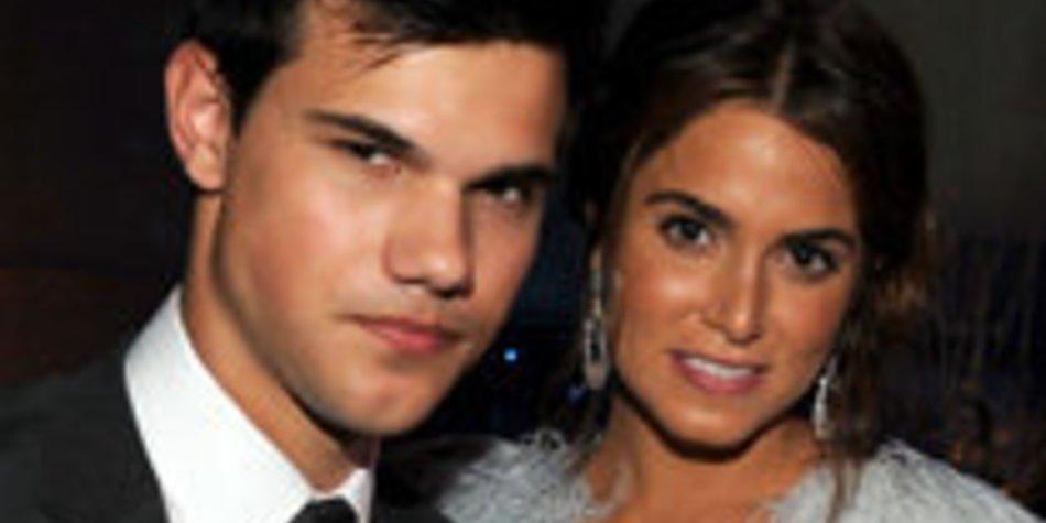 Nikki Reed schwärmt für Taylor Lautner