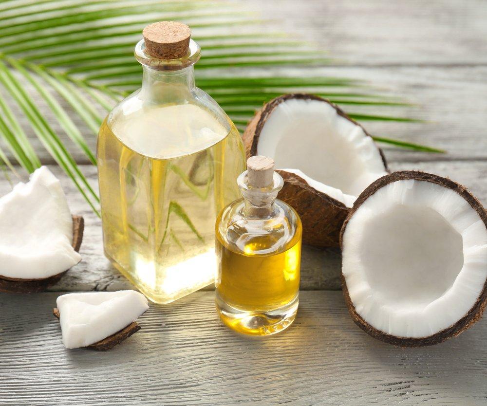 Kokosöl gegen Schuppen