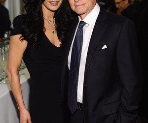 Michael Douglas glaubt an die Ehe mit Catherine Zeta-Jones