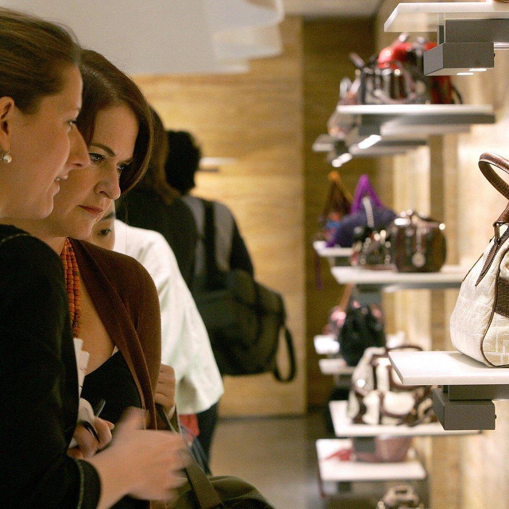 Fendi eröffnet neuen Shop in London
