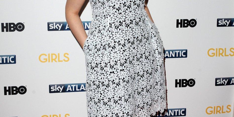 """Lena Dunham wird mit einem """"Horizon Award"""" ausgezeichnet"""
