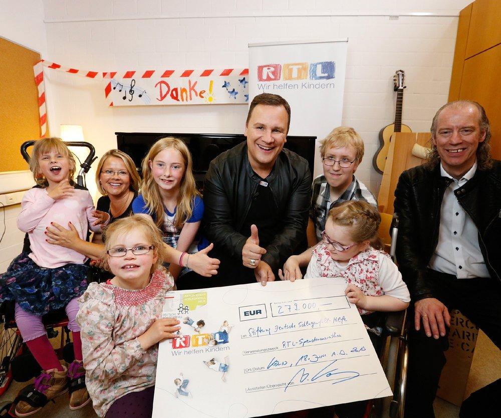 Guido Maria Kretschmer hilft Kindern