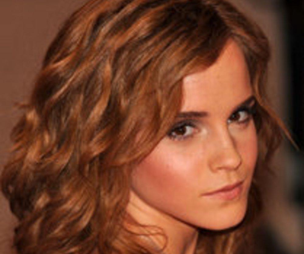 Emma Watson: Ganz normale Studentin