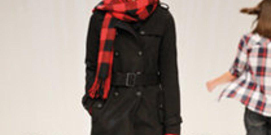 Karomuster und Streifen: Modetrends im Herbst 2010