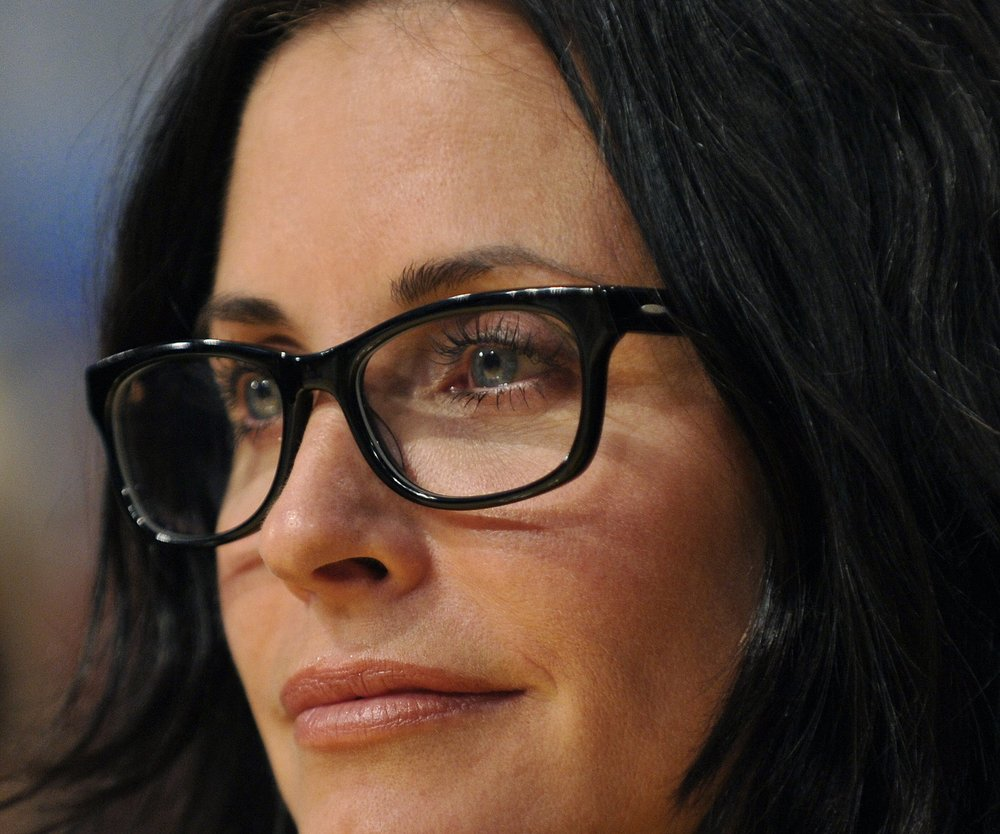 Courteney Cox twittert nun auch