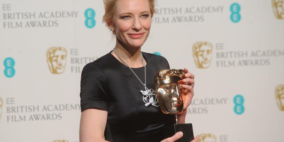 BAFTA Awards: Cate Blanchett räumt erneut ab