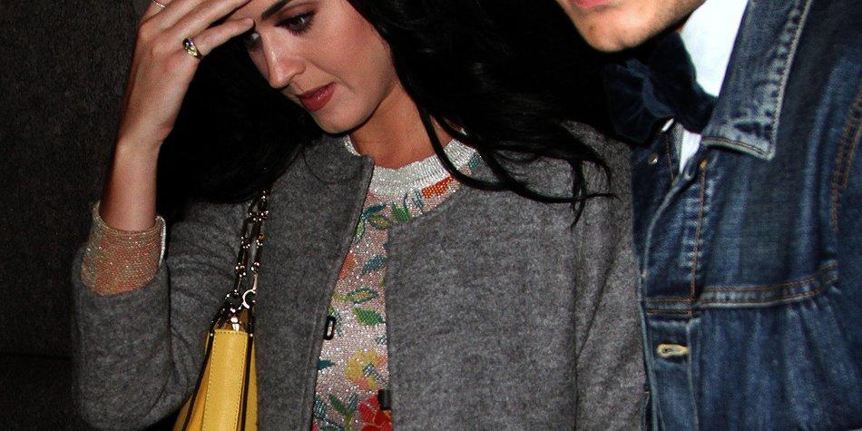 Katy Perry und John Mayer: Trennung wegen Russell Brand?