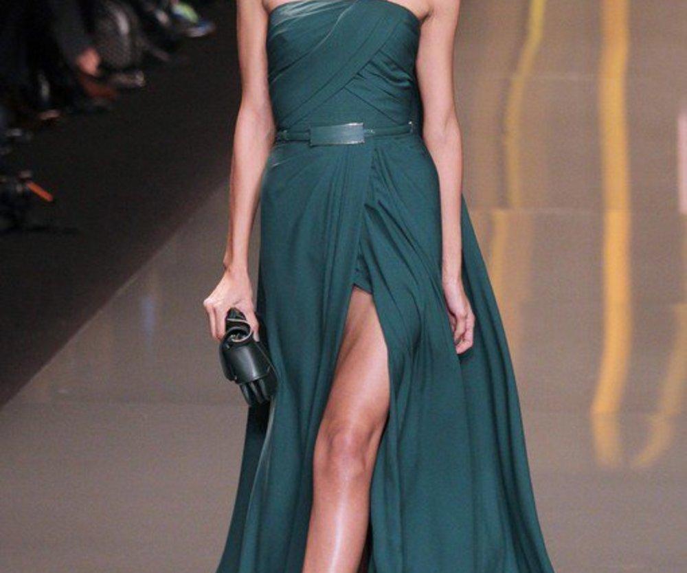 Elie Saab: Paris Fashion Week