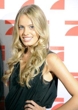 Nicht zur Fashion Week: Jana Beller.