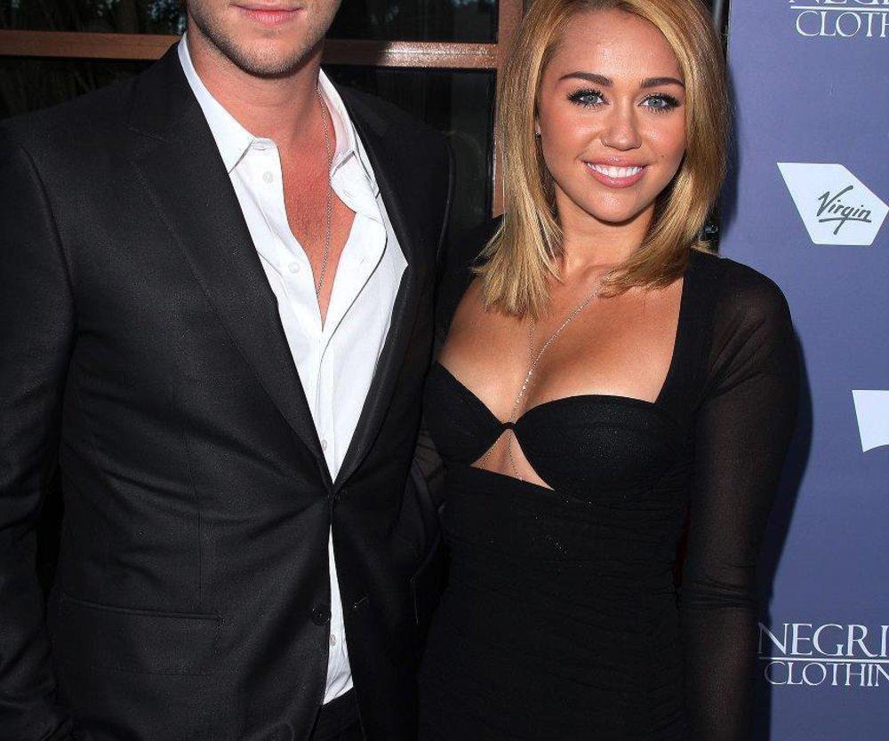 Miley Cyrus heiratet Liam Hemsworth nur mit Ehevertrag