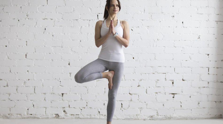 Yoga Übungen für Anfänger