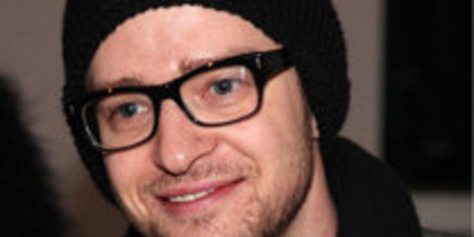 Justin Timberlake hat einen guten Riecher