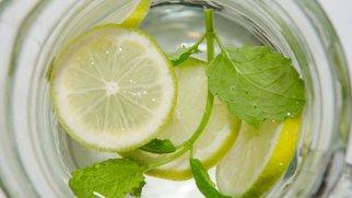 Zitronenlimonade selbst machen