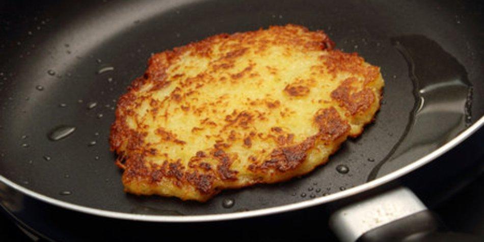 Kartoffelpuffer vegan
