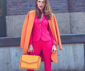 Color Blocking: So gelingt die perfekte Farb-Kombi