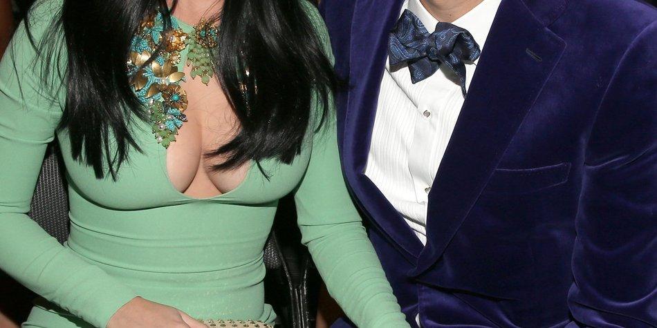 Katy Perry und John Mayer: Schon wieder getrennt?