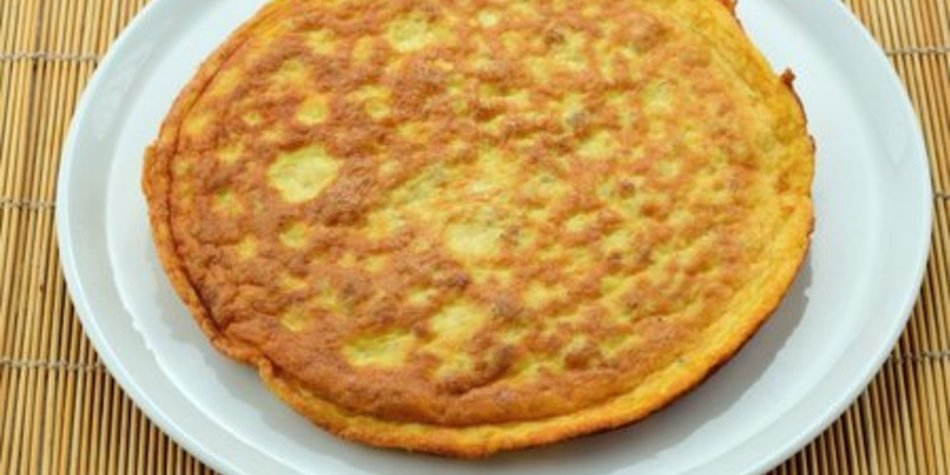 Eierpfannkuchen ohne Mehl
