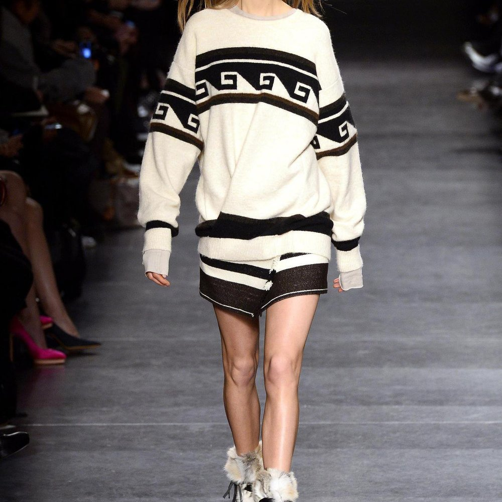Paris Fashion Week: Isabel Marant wagt Neues