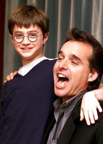 Daniel Radcliffe und Chris Columbus