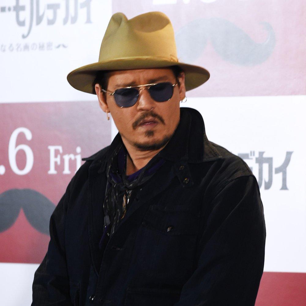 """Johnny Depp verletzt sich bei Dreharbeiten zu """"Fluch der Karibik"""""""