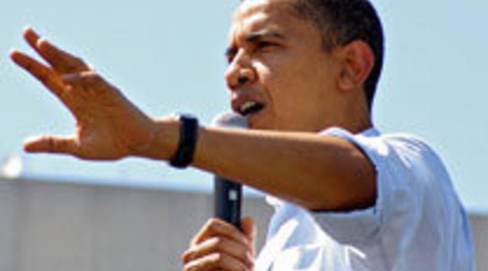 """Barack Obama: """"Intelligenz an die Macht"""""""