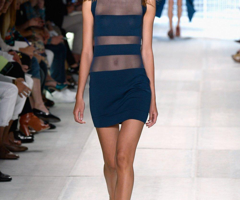 Lacoste bei der New York Fashion Week