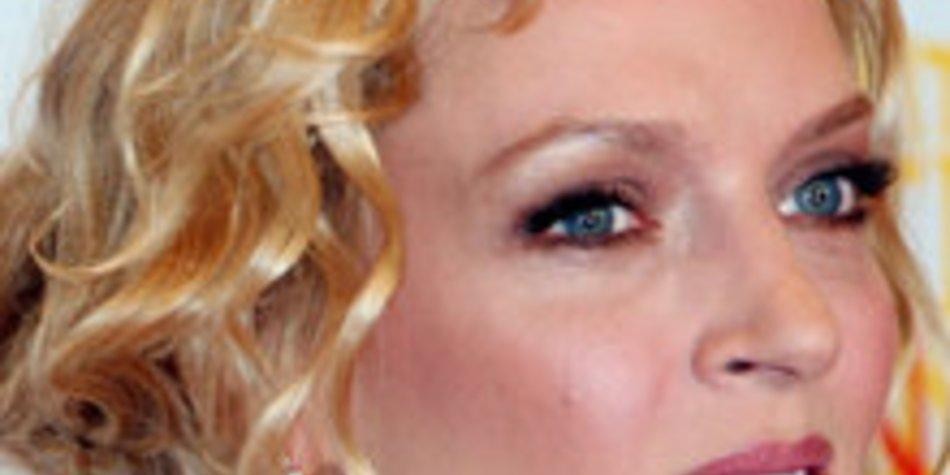 Uma Thurman: Küsse für den Ex