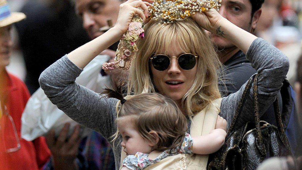 Sienna Miller will jede Menge Kinder